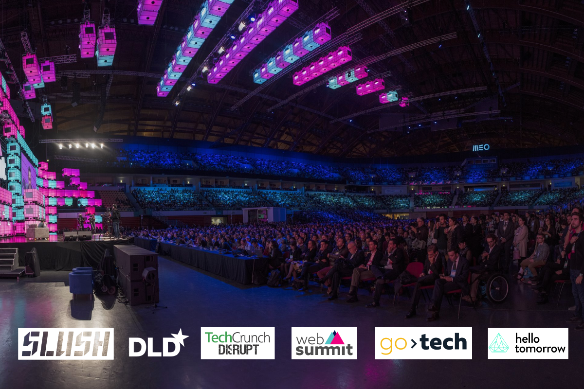 A guide to tech conferences this autumn