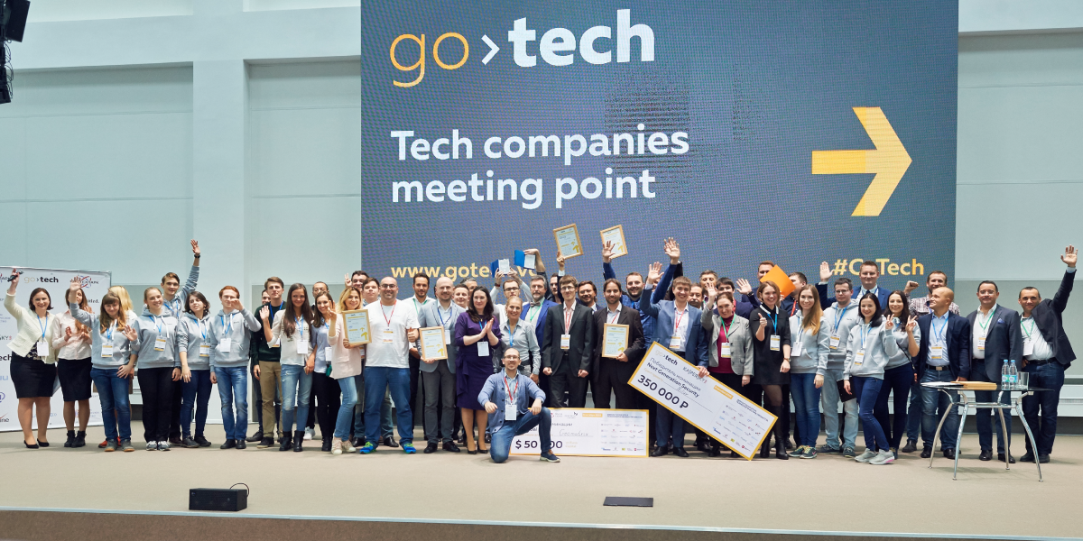All finalists GoTech 2017