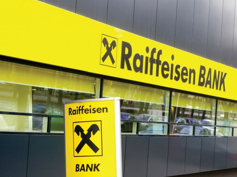 Raiffeisenbank is planning to launch a pilot project with the first winner of GoTech 2017