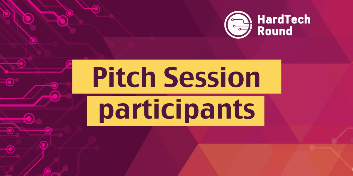 Pitch Sessions of the HardTech Round contest participants
