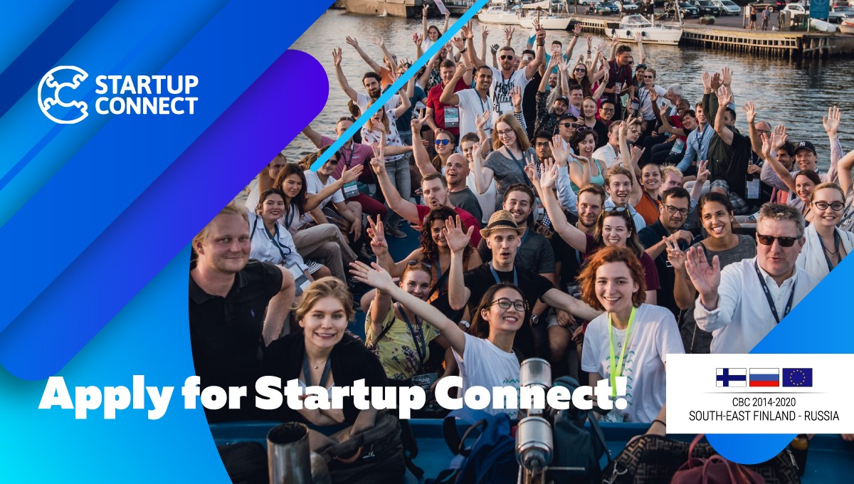 Startup Connect Contest for startups from Finland and Russia