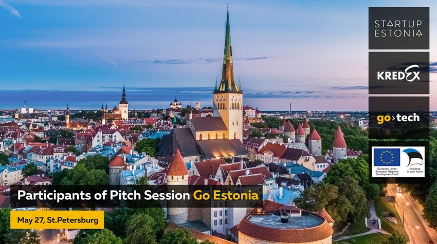 List of participants of the Go Estonia pitch session