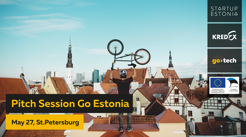 Results of the Go Estonia Pitch Session