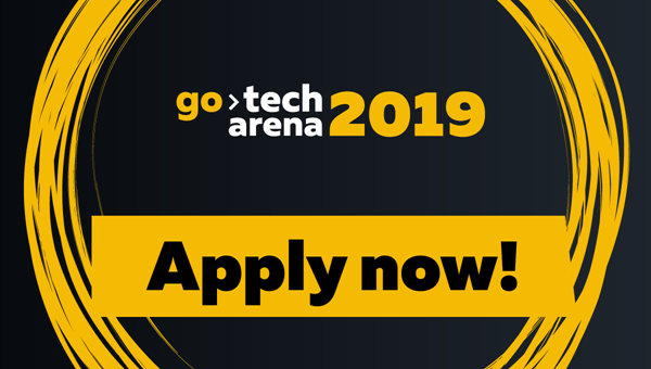 Apply for the GoTech Contest 2019