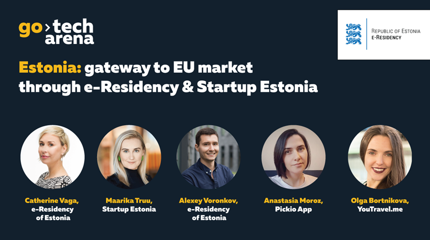Estonia: Gateway to EU Market through E-residency and Startup Estonia